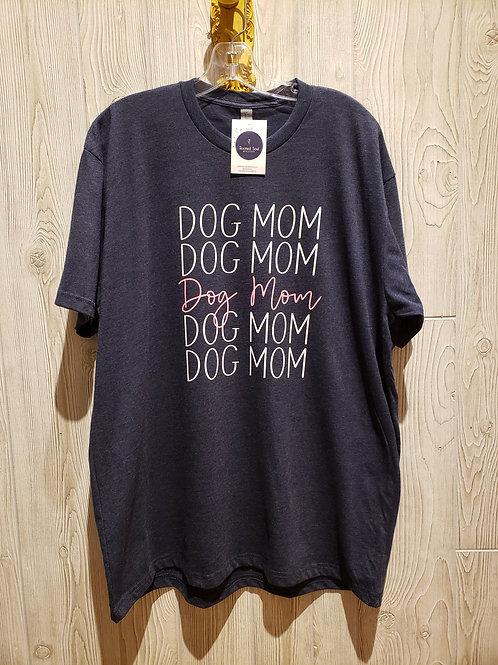 Dog Mom Graphic Tee