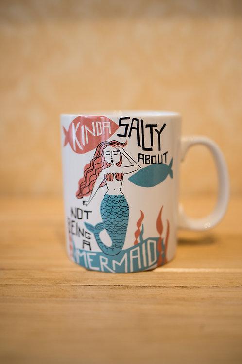 Salty Mermaid Mug