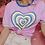 Thumbnail: CAMISETA HEART CANDY