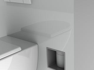 Toiletten op Schiphol