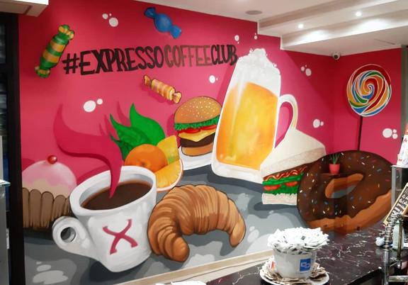 EXPRESSO COFFEE CLUB