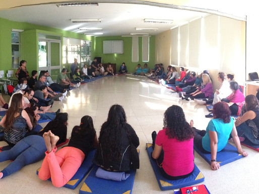 Programa de Círculos de Escucha para funcionarios de educación