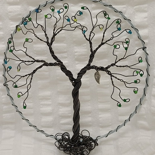 Wire Tree of Life - Saturday December 5th