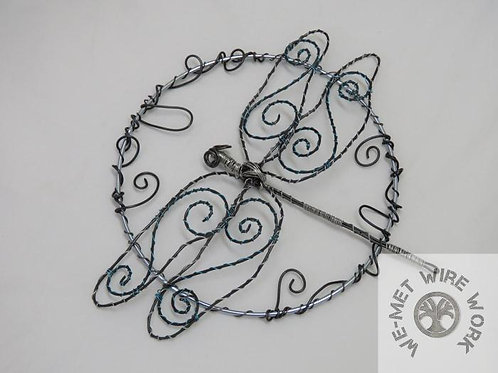 Wire Dragon Fly - Saturday October 17th