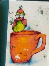 Funky Friend - Birdie