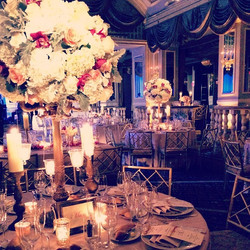 Wedding at The Pierre, New York