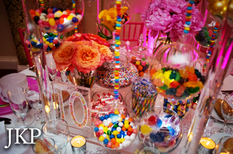 Chandelier events ny wedding event planner mitzvahs candyland mitzvah chandelier events aloadofball Image collections