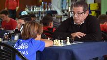 Nuestros peques aprenden de los veteranos en el III Memorial Jose Francisco Ojeda