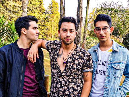 """La banda Quillotana """"NíON"""" presenta su nuevo trabajo musical """"Volver"""""""
