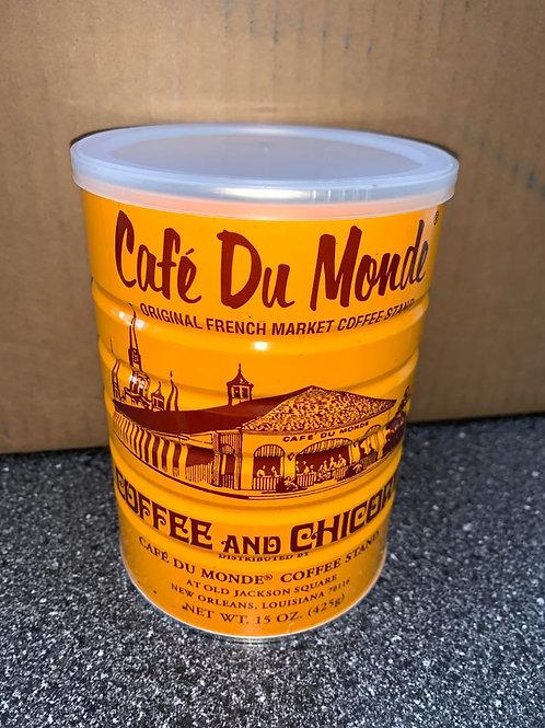 CAFE  DU MONDE - Net WT. 15oz