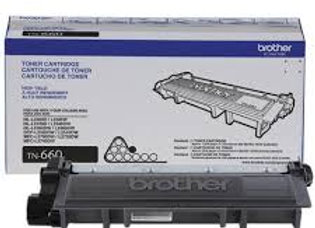 Brother TN-660 ORIGINAL Black Toner Cartridge