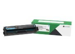 Lexmark 72K10C0 ORIGINAL Cyan Return Program Toner Cartridge