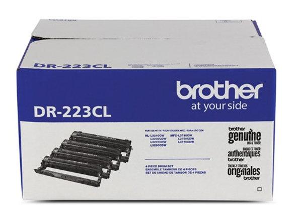 Brother DR223CL ORIGINAL   (Set of 4 drums)   Drum