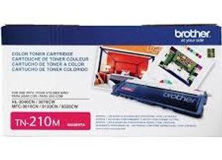 Brother  TN-210M ORIGINAL Magenta Toner Cartridge