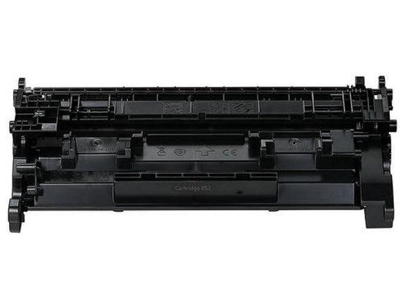 Canon052H 2200C001AA CRG-052H 2200C002 CRG-052H Compatible Black Toner Cartridg