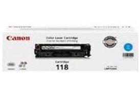 Canon 2661B001 CRG-118C 2661B005AA GPR-44C ORIGINAL Cyan Toner CartridgeLBP5280