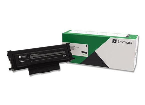 Lexmark B221H00 Original Black High YieldToner Cartridge 3000 Pages