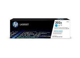 HP CF501X 202X ORIGINAL Cyan Toner High Yield Cartridge