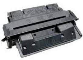HP C4127X 27X Compatible Black High Yield Toner Cartridge