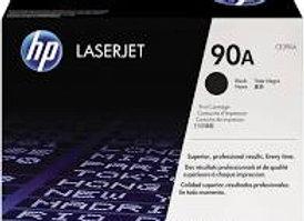 HP CE390A 90A ORIGINAL Black Toner Cartridge