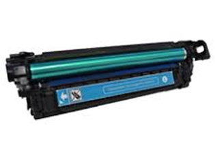 HPCE401A 507A Compatible   Cyan Toner Cartridge