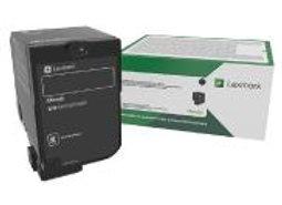 Lexmark 74C10K0 ORIGINAL Black Toner Cartridge