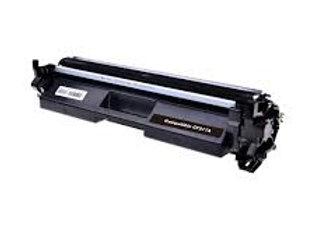 HP CF217A 17A Compatible Black Toner Cartridge