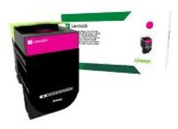 Lexmark  71B10M0 ORIGINAL  Magenta Toner-Cartridge