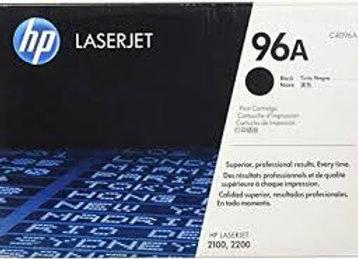 HP C4096A 96A ORIGINAL Black Toner Cartridge