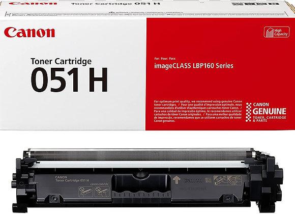 Canon 051H 2169C001AA CRG-051HORIGINAL Black Toner Cartridge
