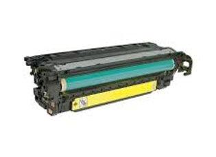 HP CF032A 646A Compatible   Yellow Toner Cartridge