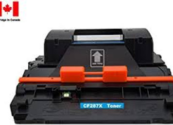 HP  CF287X 87X Compatible Black Toner Cartridge