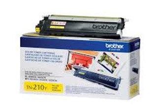 Brother TN-210Y ORIGINAL Yellow Toner Cartridge