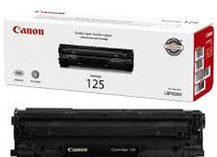 Canon 125 3484B001 CRG-125 ORIGINAL Black Toner Cartridge LBP6000 LBP6030