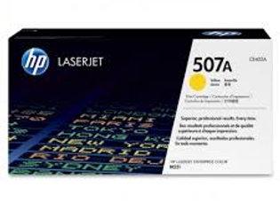 HP CE402A 507A ORIGINAL Yellow Toner Cartridge