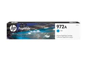 HP L0R86AN 972A ORIGINAL Cyan Ink Cartridge