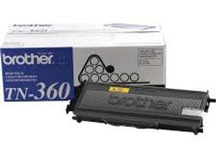 Brother  ORIGINAL TN-360 Black Toner Cartridge