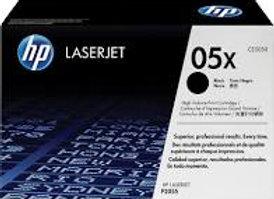HP CE505X 05X ORIGINAL   Black Toner Cartridge High Yield