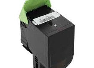 Lexmark 70C1HK0 701HK Compatible Black Toner-Cartridge High Yield