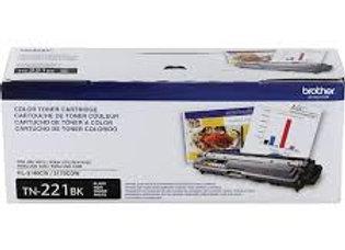 Brother TN-221BK  ORIGINAL Black Toner Cartridge