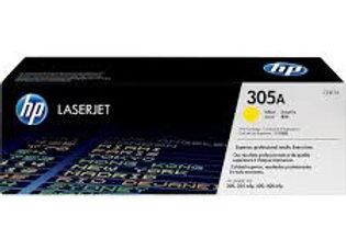 HP CE412A 305A ORIGINAL Yellow Toner Cartridge