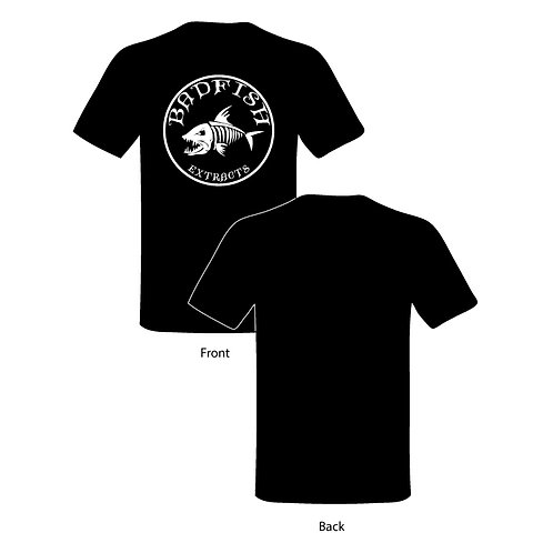Badfish Extracts Mens T-shirt - BLACK