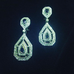 Since it's #GoldenGlobes Sunday we thought we'd share a few #luxury items we have now! Diamond & Sap