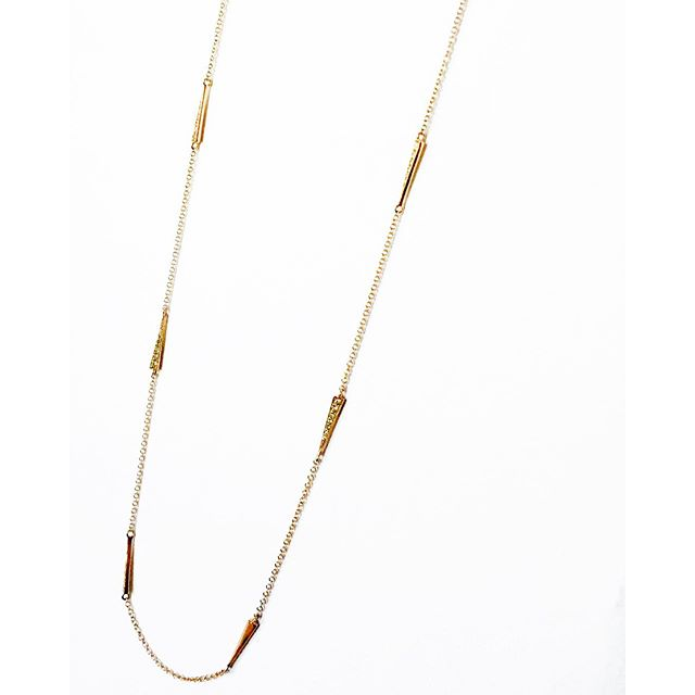 Our dagger and diamond chain. Avail in all lengths up to 36 inches