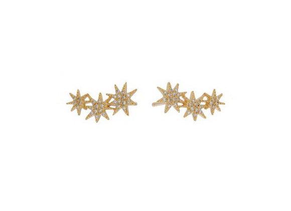 STARBURST DIAMOND CRAWLERS