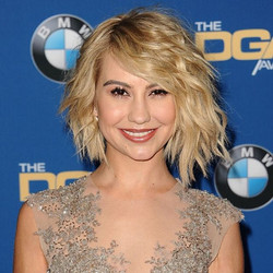 The lovely _chelseakane wearing #RandallScott last night at the #DGA Awards last night. Styled by _r