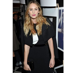 Killing it! _iamdylanpenn wore our cone earrings, 3 band ring and X bracelet to the _wmag event last