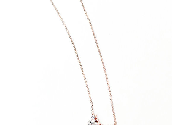 3 MARQUISE DIAMOND NECKLACE