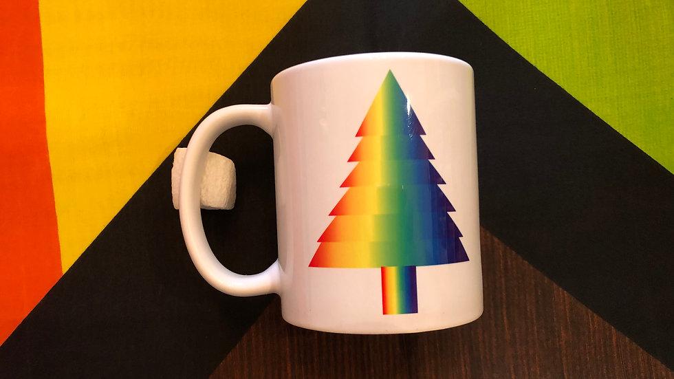 Oban Pride Christmas Mug