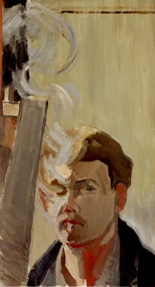 Gordon Snee self portrait